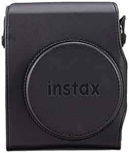 """FUJIFILM インスタントカメラケース """"チェキ""""mini 90用 ブラック フジ INSTAX MINI 90 カメラケース BK A 286427"""
