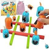 Jiudam ゴブレットゴブラーズ ボードゲーム 知育玩具 子供 おもちゃ 親子 家族 Gobblet Gobblers