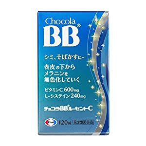 【第3類医薬品】チョコラBBルーセントC 120錠の関連商品1