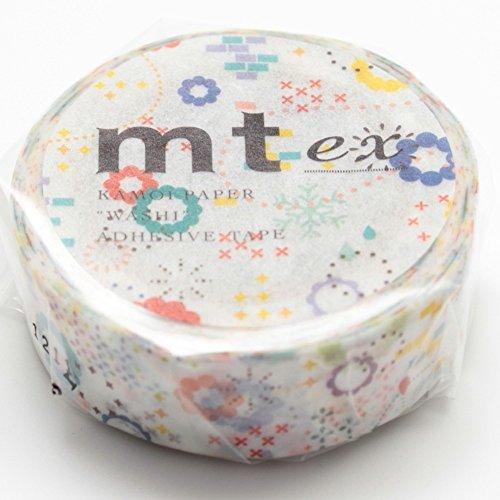 mt ex 15mm×10m MTEX1P74 [カラフルPOP]