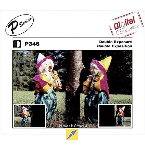 Cokin 角型レンズフィルター P346 ダブルエクスポーザー 83X100mm 特殊効果用 001150