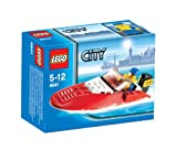 レゴ シティ  スピードボート 4641