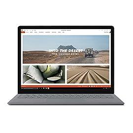 【 限定モデル! 2018 年 5 月発売 】マイクロソフト Surface Laptop [サーフェス ラップトップ ノートパソコン] 13.5 インチ PixelSense ディスプレイ core m3/4GB/128GB プラチナ DAP-00024 …