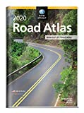 Rand Mcnally 2020 Road Atlas W/ Vinyl Protective Cover (Rand McNally Road Atlas United States/ Canada/Mexico (GIFT EDITION))