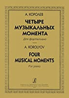 Four Musical Moments for piano