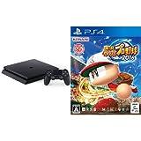 PlayStation 4 ジェット・ブラック 500GB(CUH-2000AB01) + 実況パワフルプロ野球2016 (特典なし) - PS4