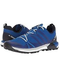 (アディダス) adidas メンズハイキング?アウトドア?トレールランニングシューズ?靴 Terrex Agravic Collegiate Navy/Blue Beauty/Grey Two 7 (25cm) D -...