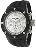 【FLYING TIGERS】フライング タイガース クロノグラフ 男性用腕時計 FTRMAR-1-SS