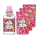 【まとめ買い】 ボールド 洗濯洗剤 液体 香りのおしゃれ着洗剤 本体 500g 詰め替え 400g×3個
