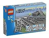 LEGO レゴ シティ ポイントレール 7895