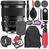 シグマ50mm f / 1.4DG HSM Artレンズfor Nikon +アクセサリーバンドル