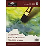"Essentials Watercolor Artist Paper Pad 9""X12""-25 Sheets (並行輸入品)"
