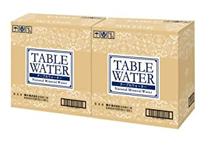 【Amazon.co.jp限定】[2CS] TABLE WATER (2L×6本)×2箱
