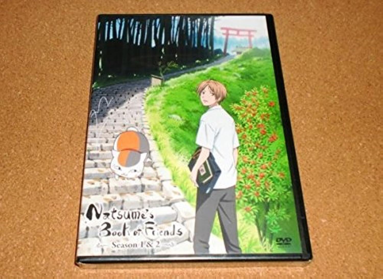 DVD 【夏目友人帳】第1+2期 全26話BOX北米版 新盤