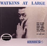 Watkins at Large [12 inch Analog]