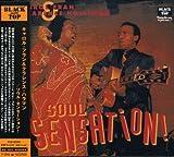 Soul Sensation by Carol Fran & Clarence Holliman (2006-06-02)