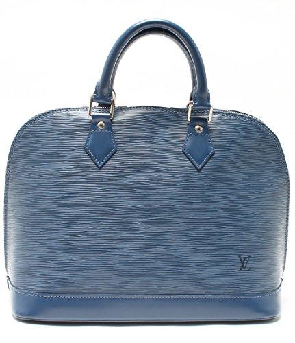 ルイヴィトン アルマ エピ M52145 レザー ハンドバッグ Louis Vuitton レディース【中古】