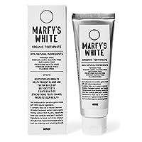 MARFY'S WHITE(マーフィーズ ホワイト)歯磨き粉 オーガニック 90g