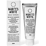 MARFY'S WHITE(マーフィーズ ホワイト)歯磨き粉 オーガニック 90g 日本製