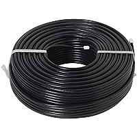 二幸電気工業 5C-FBケーブル 100M(黒) S5CFBAL