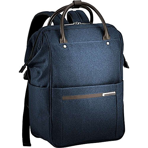 (ブリッグスアンドライリー) Briggs & Riley レディース バッグ バックパック・リュック Framed Wide-Mouth Backpack 並行輸入品