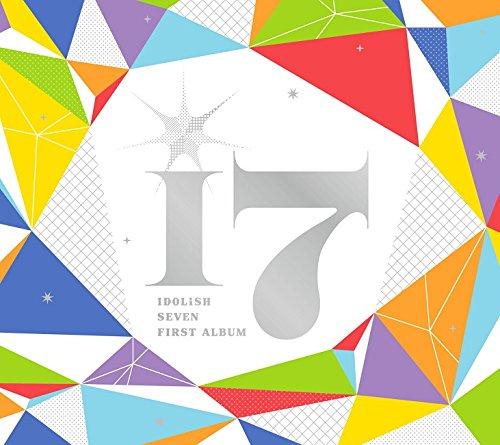 アプリゲーム『アイドリッシュセブン』IDOLiSH7 1stフルアルバム「i7」(初回限定盤)