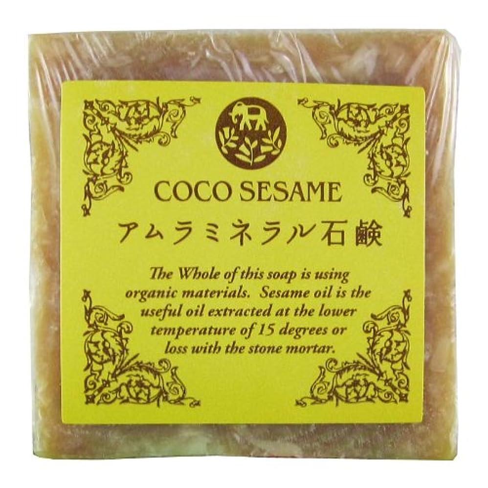を必要としています重くする繁栄するココセサミ アムラミネラル石鹸 20g