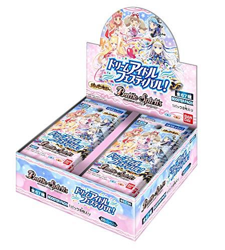 バトルスピリッツ ディーバブースター ドリームアイドルフェスティバル! ブースターパック[BSC35](BOX)