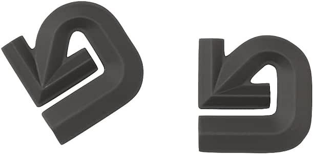Burton(バートン) スノーボード デッキパッド メンズ ALUMINUM LOGO STOMP PAD 2019-20年モデル NAサイズ BLACK 10797100001