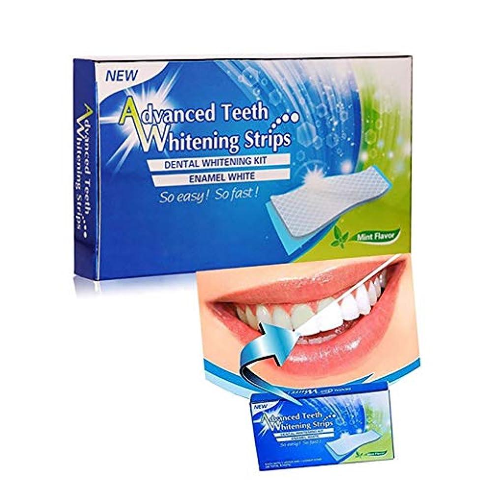 色カレッジイチゴ口腔洗浄器3Dホワイトニング歯磨き粉セット、28回