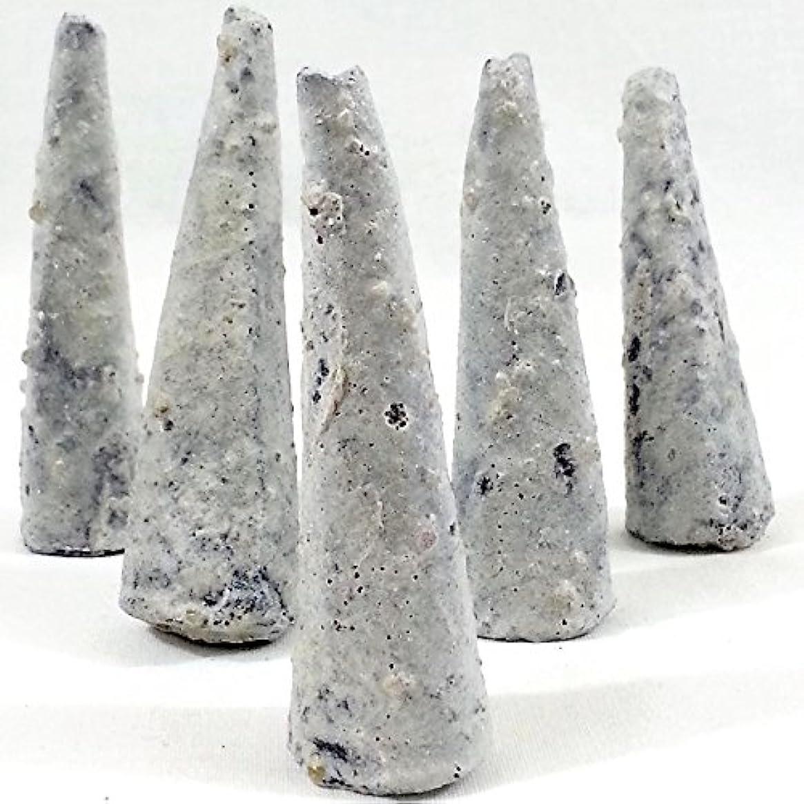 家族尽きる助けてCopal Incense Conesバッグ75の5 Cones = 375コーン、手作りのメキシコ。