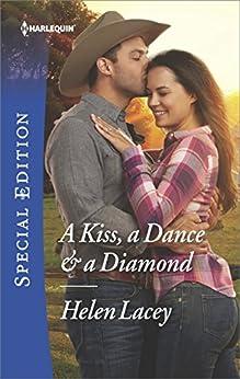 A Kiss, a Dance & a Diamond (The Cedar River Cowboys) by [Lacey, Helen]