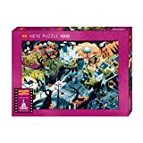 Tim Burton Films Puzzle: 1000 Teile