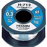 ハンダ(無洗浄・RMAタイプ) H-712
