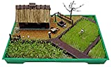 マイクロエース 1/100 箱庭シリーズNo.01 農家
