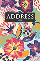 Address Book Small: For Record Personal Organizer Names, Addresses, Mobile, Birthday