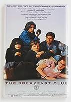 Breakfast Club映画ポスター冷蔵庫マグネット( 2.5X 3.5インチ)