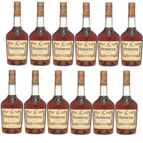 Hennessy VS ヘネシーVS 40% 700ml×12本 正規品