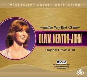 The Very Best Of OLIVIA NEWTON-JOHN Original Greatest Hit [CD] SICD-08031