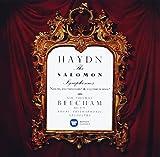 ハイドン:交響曲第99番 第100番「軍隊」 第103番「太鼓連打」