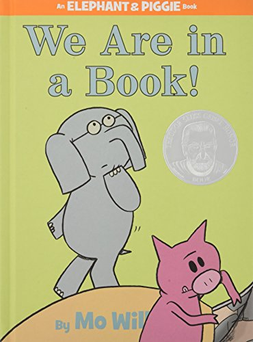 We Are in a Book! (An Elephant and Piggie Book)の詳細を見る