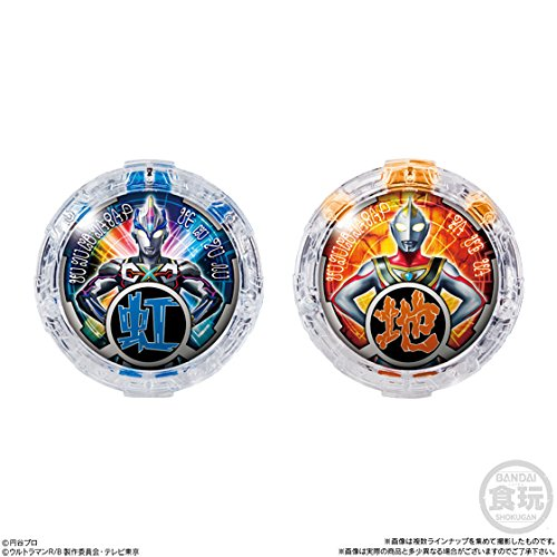 SGルーブクリスタル1 (12個入) 食玩・ガム (ウルトラマン)