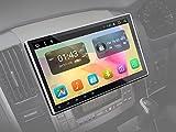 大画面10.1インチカーナビ Android7.1搭載 32GBメモリ Bluetooth対応 マルチウインドウ SDカード/USBメモリ/DVD再生可 Wi-Fi対応 2DINサイズ eonon FMTGA2169J