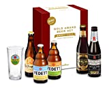 【金賞受賞】 輸入ビール5本 飲み比べセット グラス付き