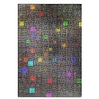 nicokeeファンタジー抽象ジグソーパズル–120Piece知的ゲームパズルの大人と子供