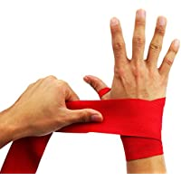 Hand Wraps , Mexican StyleコットンMMA /ボクシングでローラーHandwraps ( 108 )