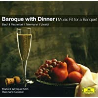 Baroque Dinner Menu: Music Fit for a Banquet