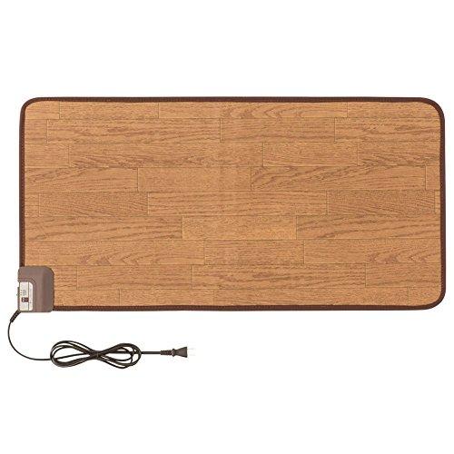 [해외]와타나베 산업 전기 장판 핫 주방 매트 목조 45 × 90cm WFM-4590D/Watanabe Industrial Electric Carpet Hot Kitchen Mat Wood Gauge 45 x 90 cm WFM - 4590 D