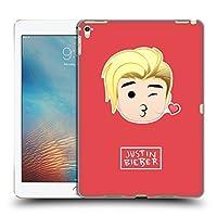 オフィシャル Justin Bieber キス Justmojis iPad Pro 9.7 (2016) 専用ハードバックケース