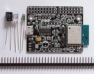 ESP8266-LEAF-R5 (ESP-WROOM-02 開発ボード)